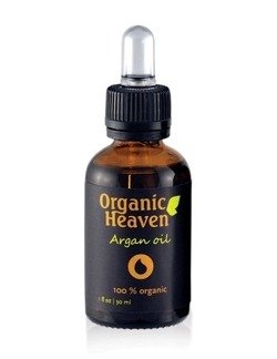 100% organic argan oil 30 ml