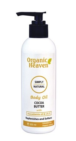 Cocoa Butter Body Oil - Olejek do ciała  200 ml